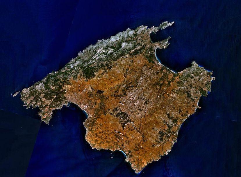 Isla de Mallorca